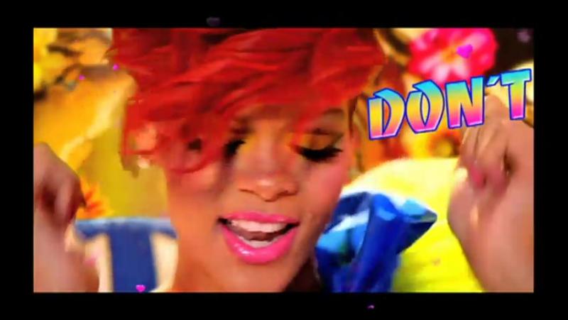 David Guetta Rihanna - Whos That Chic