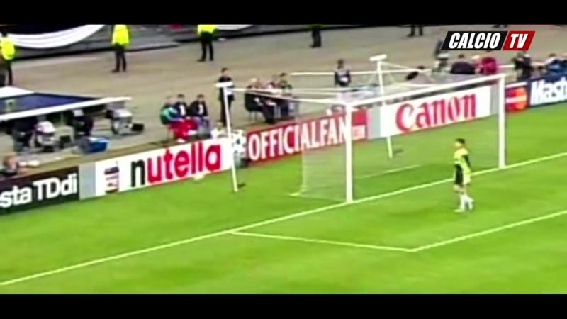 Реал 3-0 Валенсия 1999-00 финал ЛЧ обзор
