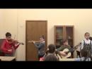 Открытый урок по сольфеджио у Олега. 3 класс