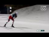 Спринт. Классический стиль. Юлия Белорукова Highlight 13.02. #Россия