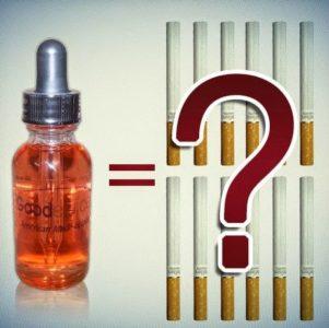 Производителей жидкости для электронных сигарет