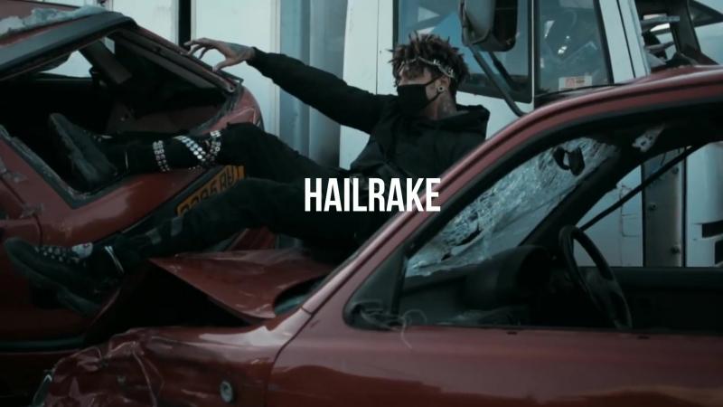 Hailrake