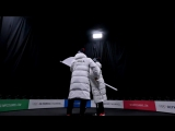 Спортсмены Южной Кореи и КНДР вместе прошли на параде открытия Олимпиады