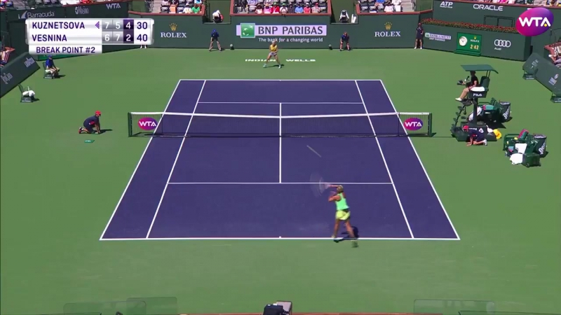 The Top 5 WTA​ matches 3 / tennis insight