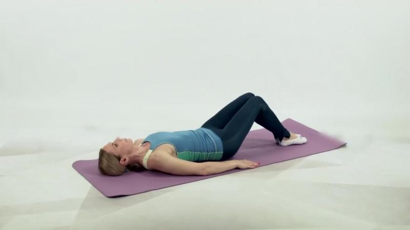 Гимнастика для лечения коленей, ч.1 - упражнения для коленных суставов(1)
