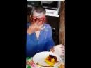 Как выглядит прием пищи у человека без лица