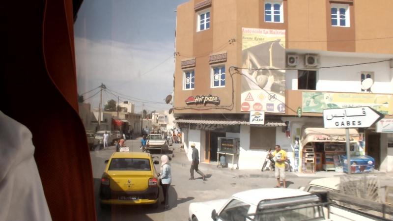 Тунисский трип. Город Эль -Хамма