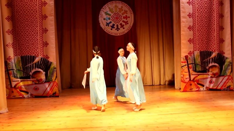 Карамель - танец Весенний хоровод - творческий коллектив