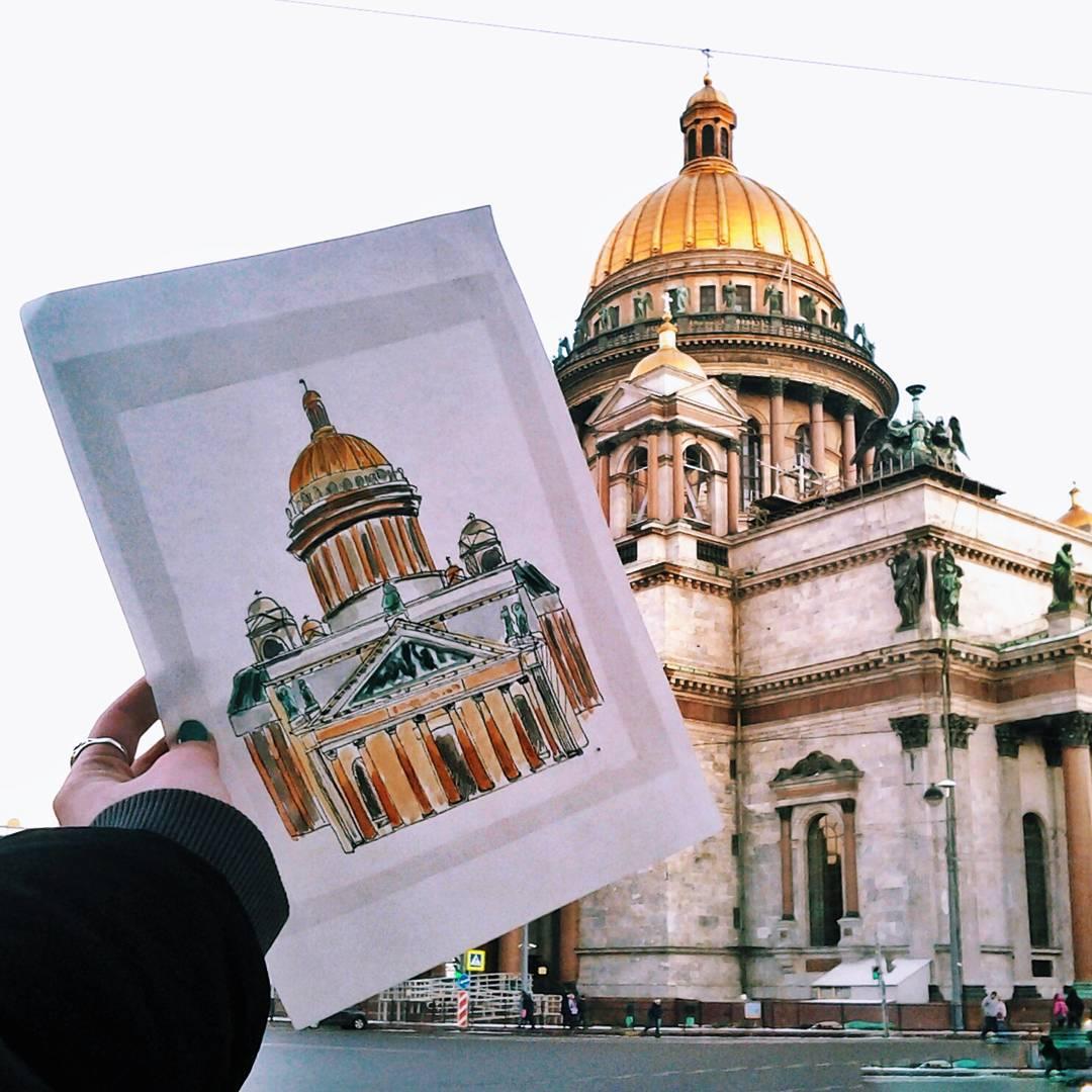 Авиабилеты в Санкт-Петербург всего за 2000 рублей туда-обратно из Москвы