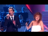 Mika e Fiorella Mannoia in The Long and Winding Road dei The Beatles