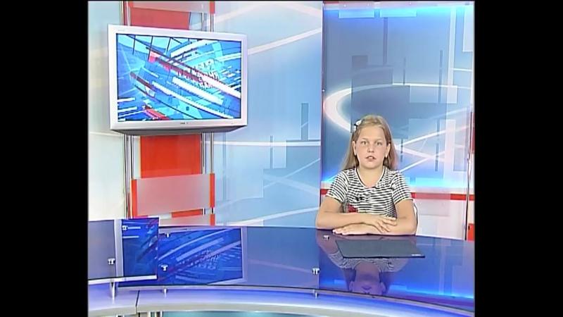 Выпуск новостей ТНТ_Абакан, рассказывают дети из ДРК Сами с усами