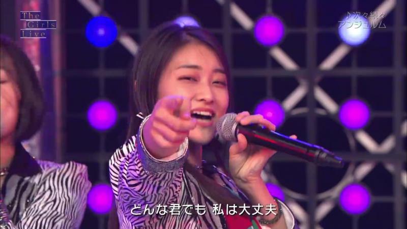 ANGERME 「TsugiTsugi ZokuZoku」 The Girls Live 171017
