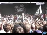 Dropkick Murphys Rancid - Skinhead On The Mbta (Live Warped 2003)-p4F.mpg