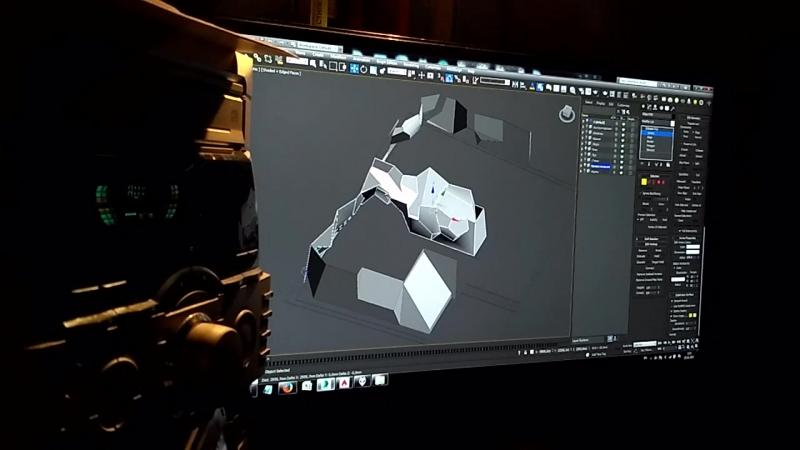 3D-модель нового боулдерингового зала!