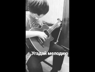 Имперский марш на гитаре