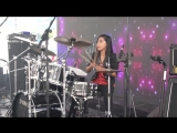 System Of A Down - Toxicity LIVE Drum Cover by Nur Amira Syahira