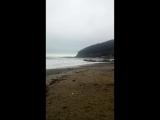 Крещенское чёрное море Джубга