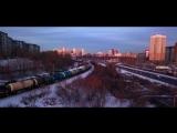 Екатеринбург ЖБИ Синие камни Комсомолл DJI Mavic