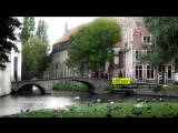 Scenic time lapses in Bruges, Belgium HD