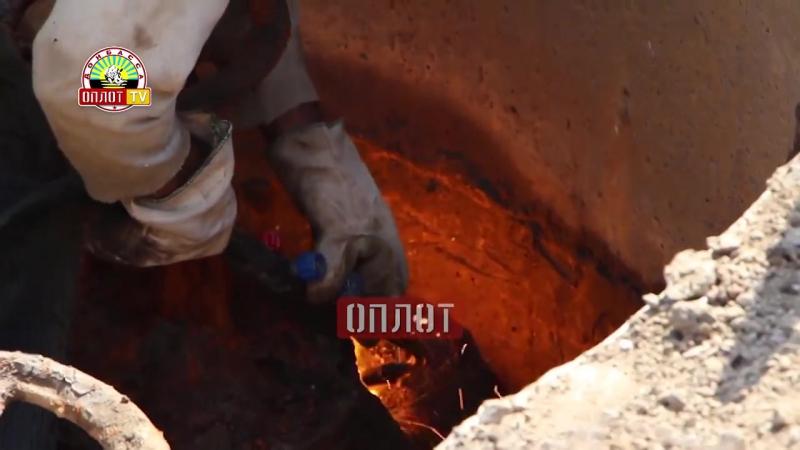 • Продолжается ремонт водоводов