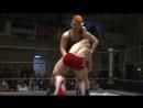 Naomi Yoshimura vs. Nobuhiro Shimatani DDT - D-Ou Grand Prix 2018 - Day 8