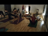 YogaSpace. Ashtanga yoga. Mysore class. Today. 8_00 A.M_03.01.18