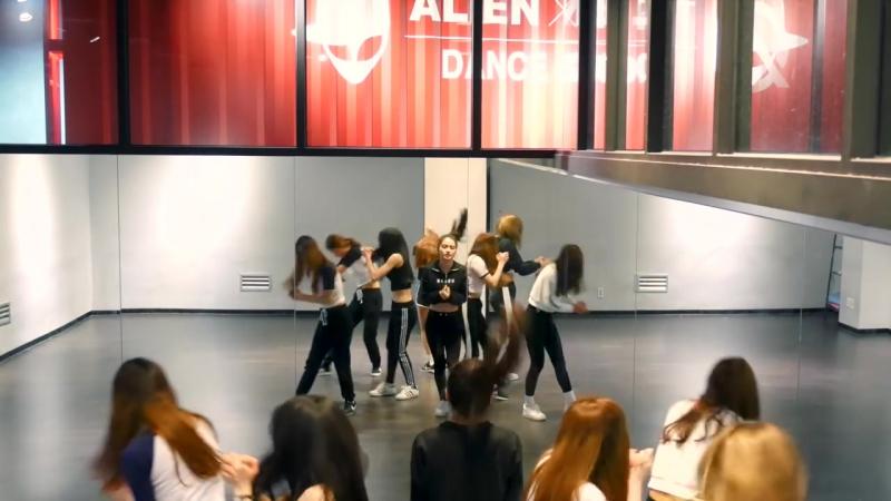 ALiEN - Aanysa X Snakehips - Burn Break Crash - Practice