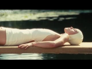 """Кира Найтли (Keira Knightley) в купальнике в фильме """"Искупление"""" (Atonement, 2007, Кристофер Хэмптон, Иэн МакЮэн) 1080p"""