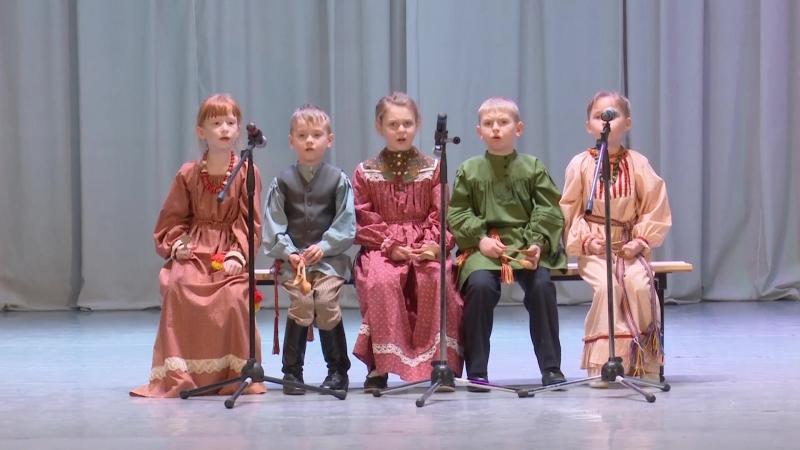 Детский фольклорный ансамбль Иван да Марья