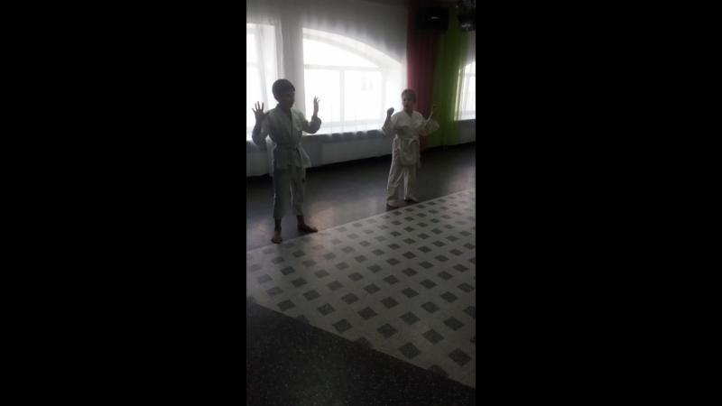 мк по каратэ от Ивана Ветрова февраля 2018