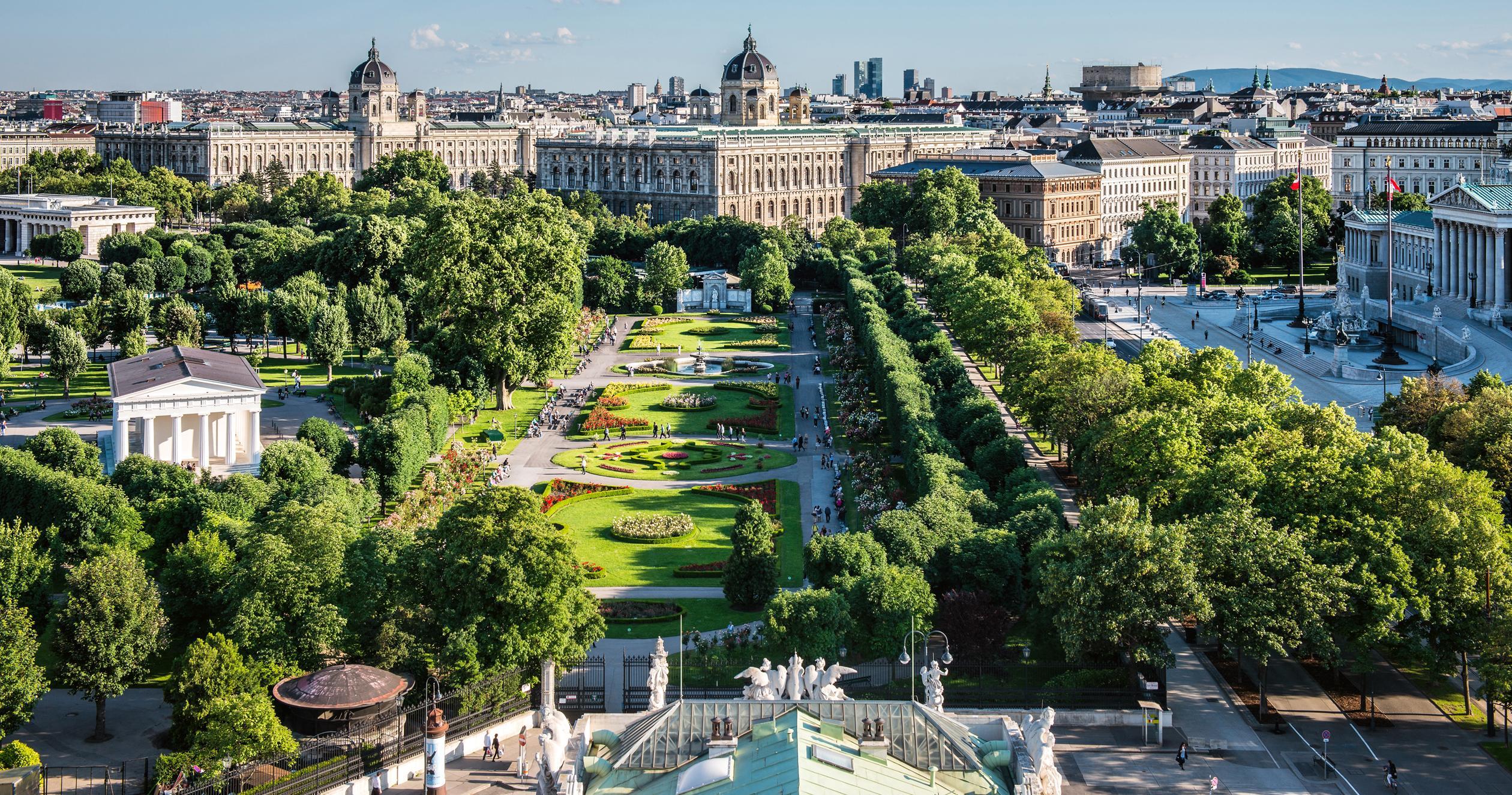 Авиабилеты в Вену: обзор перелета