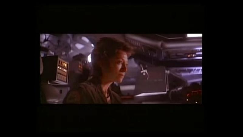 Alien. Escena eliminada: Secuencia en Airlock 2/2
