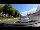 Драка ивановских водителей прямо на дороге 03.07.2017
