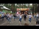 1 отряд. Танец. 3 смена. 2017 год. Лагерь Огонёк