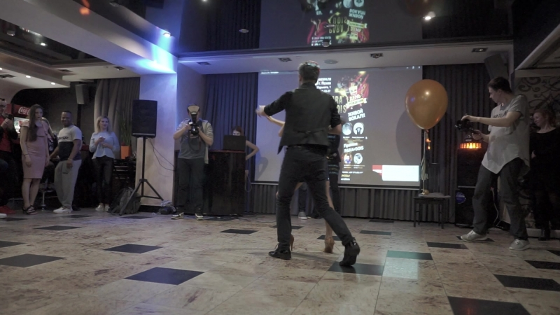 Презентация Дмитрий Ландман и Анастасия Макеева