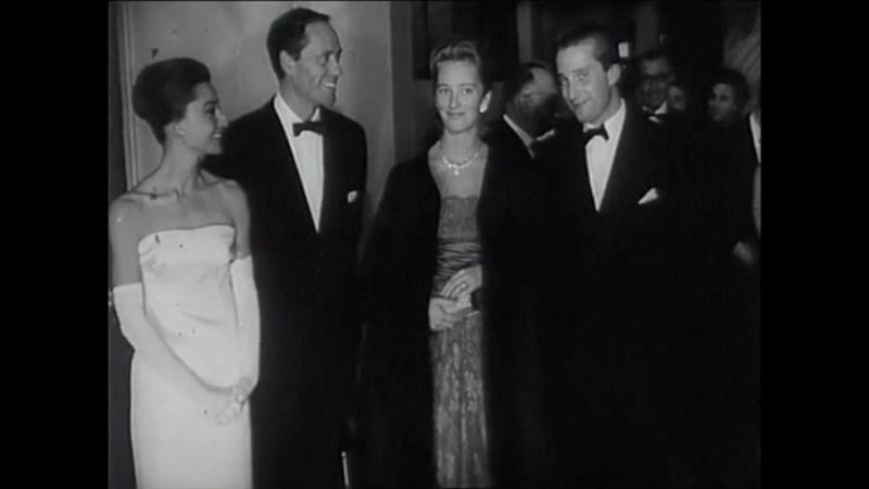Nun's story Premiere, Belgium,1959