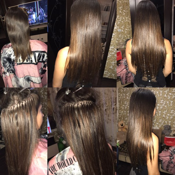 Видео капсулирование волос
