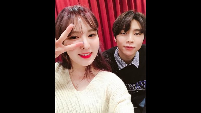 [Audio] 180118 Red Velvet's Wendy @ NCT Night Night
