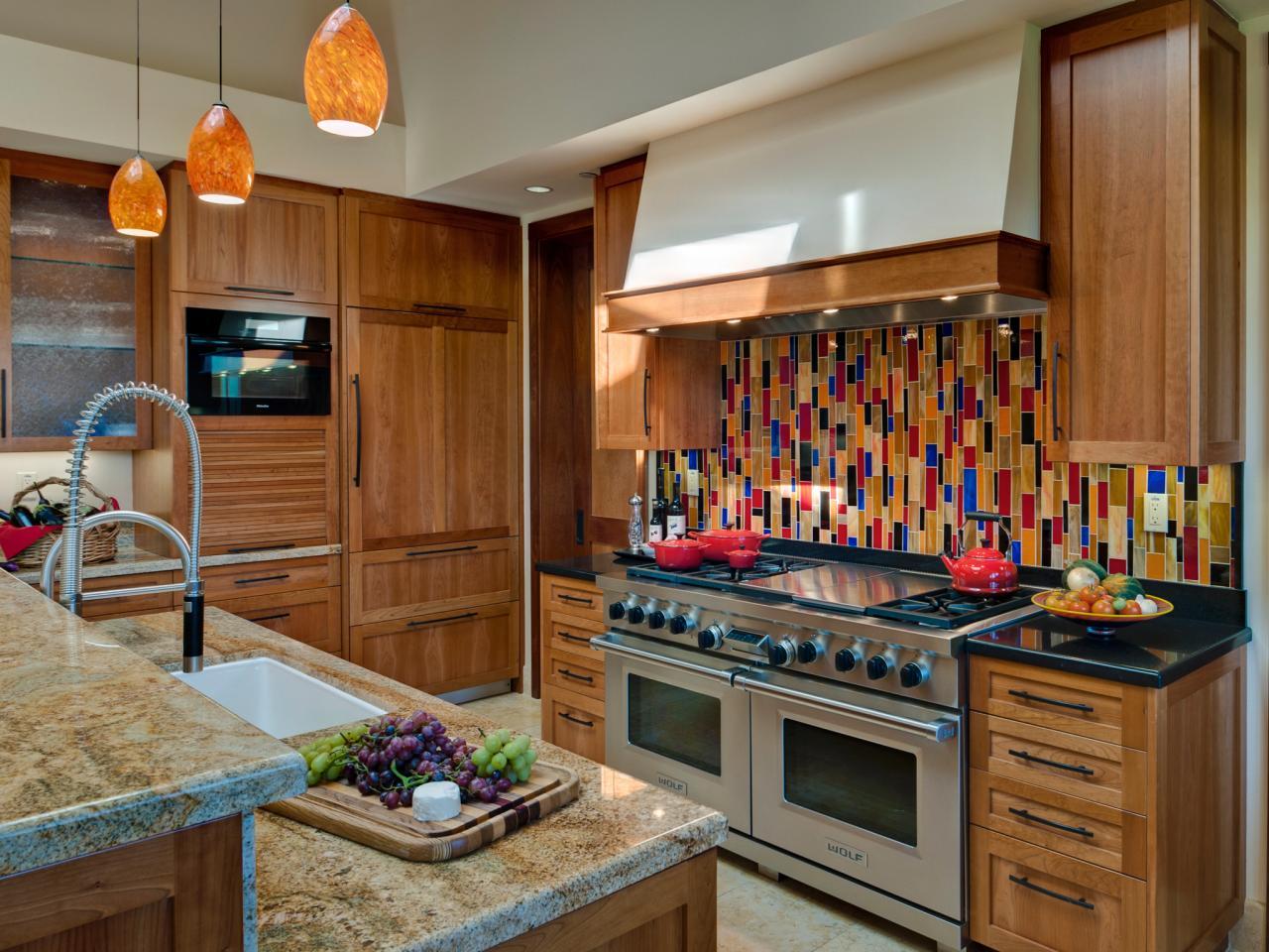 Керамическая плитка в домашнем интерьере