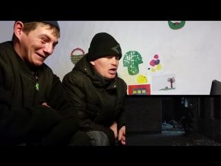 Реакция ДЕРЕВЕНСКИХ ПАРНЕЙ на ЛАРИН - #ХованГребень