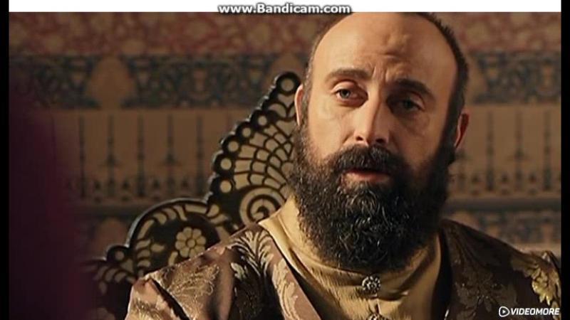 Хюррем говорит Сулейману, что собирается открыть вакф. Султан восхищен умом жены) великолепныйвекobovsemхуриджихансултанхати