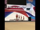 Юные шахтинки покорили всех на всероссийских соревнованиях по художественной гимнастике