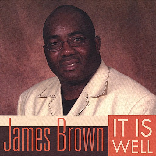 James Brown альбом It Is Well
