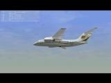 Реконструкции нештатных ситуаций с самолетами (записи черных ящиков)