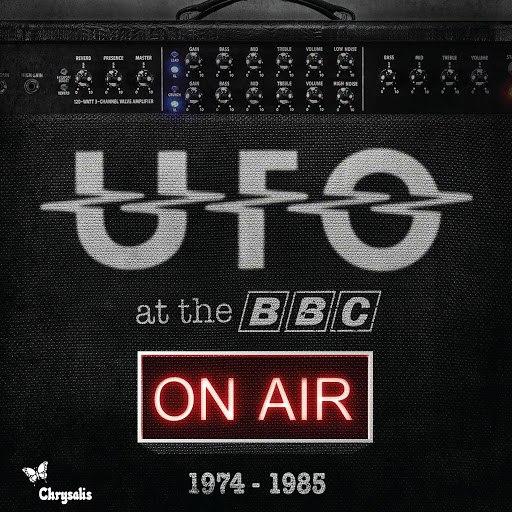 UFO альбом At the BBC (1974-1985)