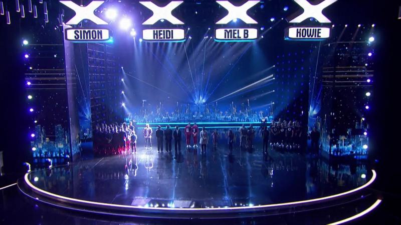 America's Got Talent S12E16 Live Results 2 (1080p)