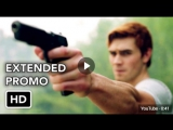 Riverdale 2x04 Extended Promo The Town That Dreaded Sundown HD Season 2 Episode 4 Extended Promo [RUS SUB]