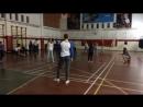 Спортивные игры в лагере Командор