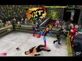Капитан Америка, Железный Человек, Бэтмен и Супермен против Халка, Красного Халка, Виктора и Коннора