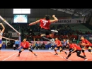 Aprilia Manganang - Powerful Spike - Height - 57- ft (170cm)